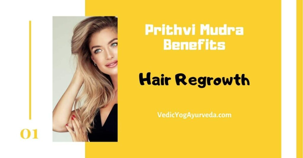 Prithvi-mudra-Benefit for Hair Regrowth