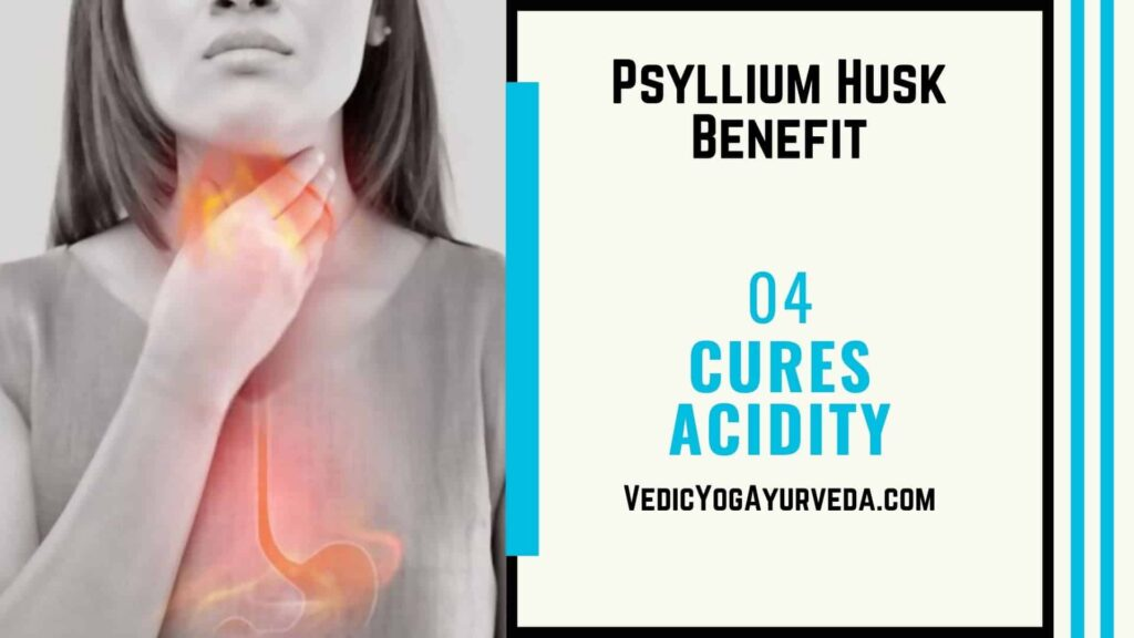 Psyllium husk benefits - Cures Acidity
